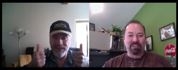 Skype Interview with Sensei Gilliland